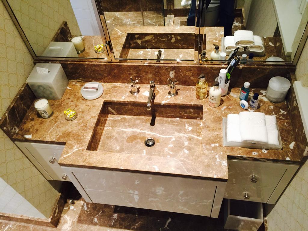 Marble Bathroom Sink London
