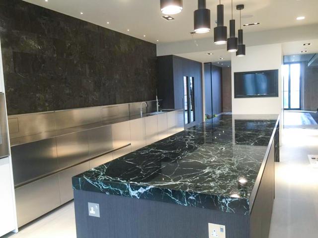 Granite Kitchen Worktop installation