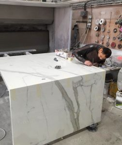 Our London Marble Workshop